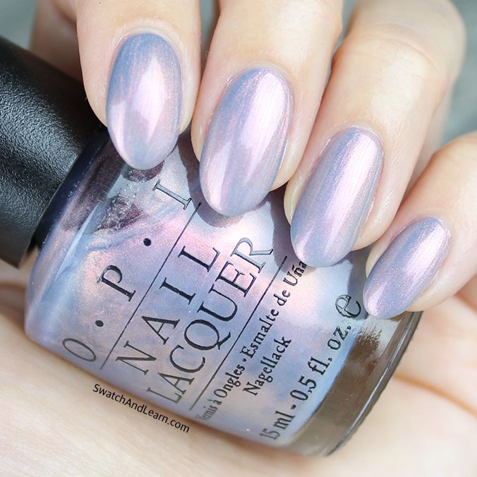 OPI Sugarplum Yum from the 2002 Victorian Holiday Collection has sugarplum fairies dancing on the nails! #opiobsessed #staypolished #opi