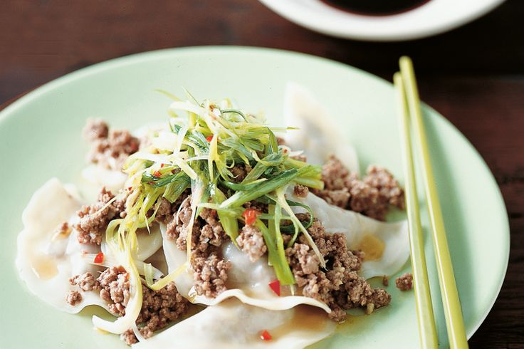 Celebrate Chinese New Year with these traditional mince dumplings. YUM