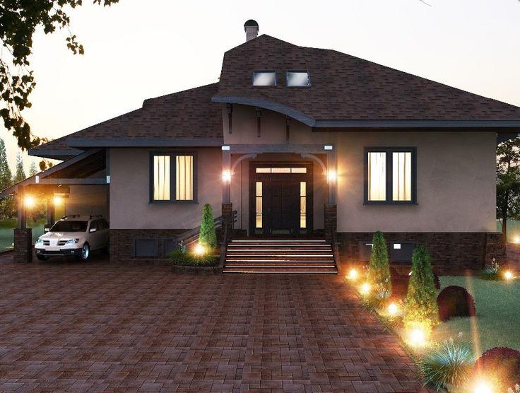Casă tip conac cu o arhitectură deosebită si un interior ce merită văzut – Case De Vis