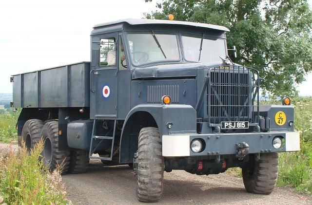 Scammell Constructor - RAF