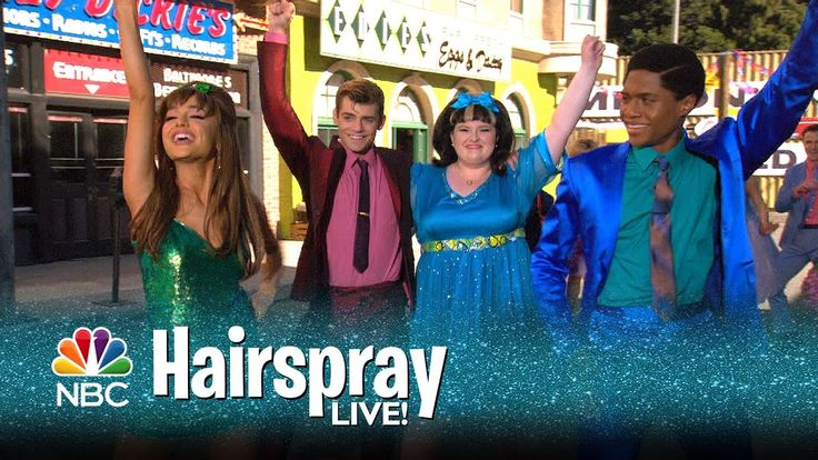 Hairspray Live! - Macy's Thanksgiving Day Parade Performance (Highlight). On NBC December 7, 2016.