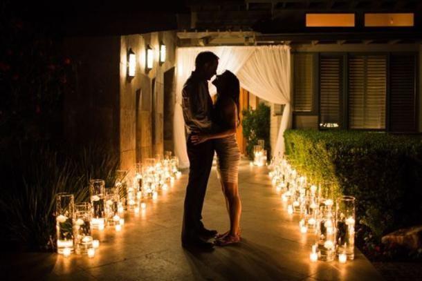 FrienditePlus - Blog View - Donner à votre mariage la lueur parfaite avec des bougies