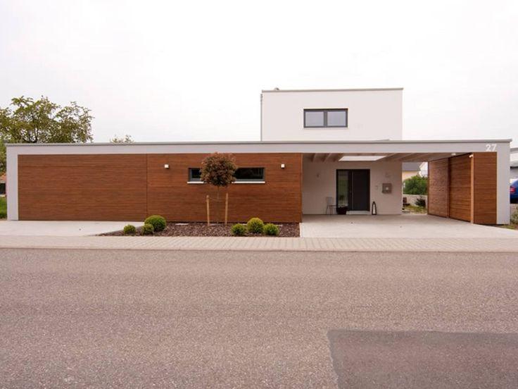 Superior Das Haus Neunecker Setzt Mit Seiner Putzfassade Und Der Kubischen  Architektur Deutliche Akzente.