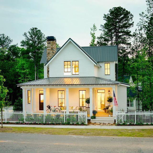 Classic Farmhouse Design.