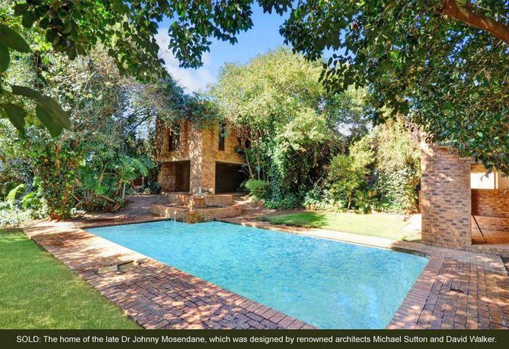 Mosendane house Soweto ZA [1140x400] - see http://www.classybro.com/ for more!