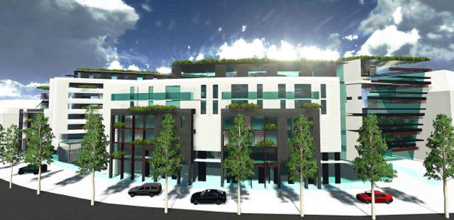La future Résidence Quiételle de Mulhouse  des logements adaptés