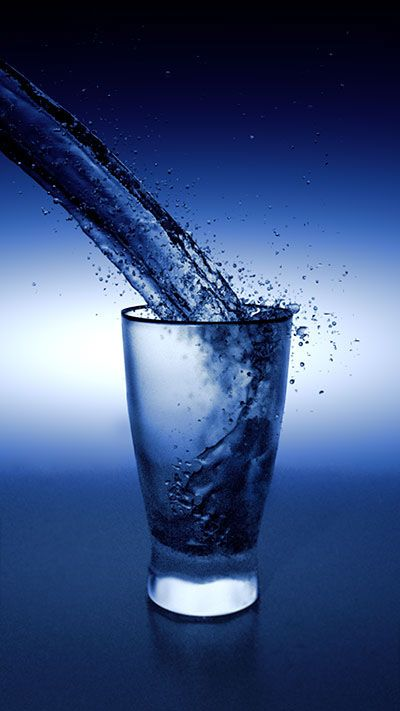 Glass & Water - Marta Olszewska