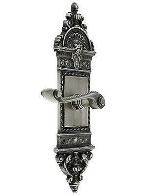 European Door Set With Rope Lever Handles Door Sets