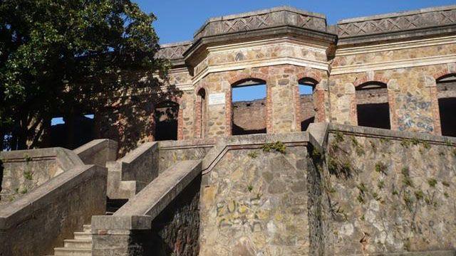El Castillo San Carlos, en su esplendor - Eldiario.com.ar