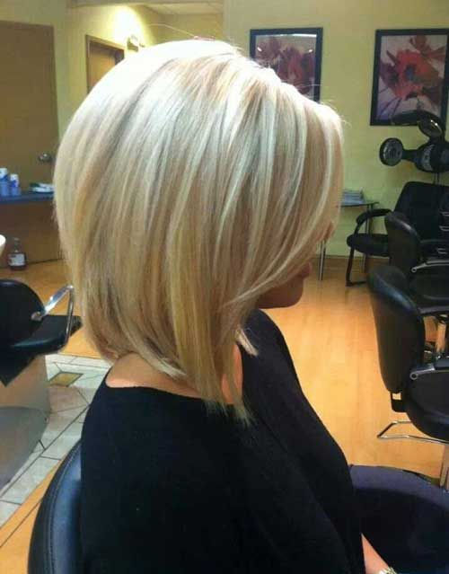 10.Cute Short Hairstyle
