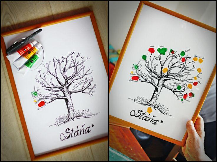 Birthday tree/Strom narozeninový