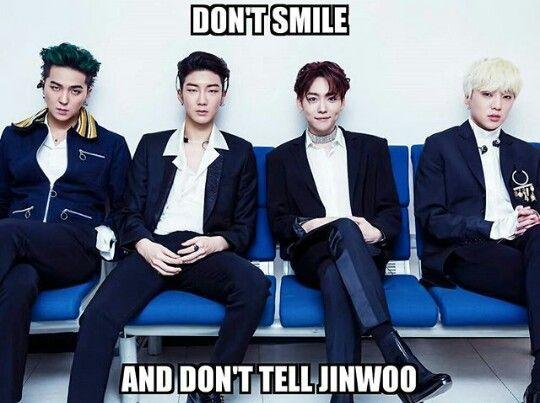 Poor Jinu  #kangseungyoon #kimjinwoo #songmino #leeseunghoon #winner #meme