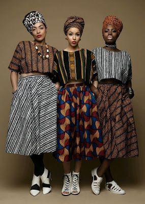 Aprenda a usar e se inspire com a mistura de estampas africanas  e cores. Moda feminina com muita ousadia! / Blog OH NANAS!: