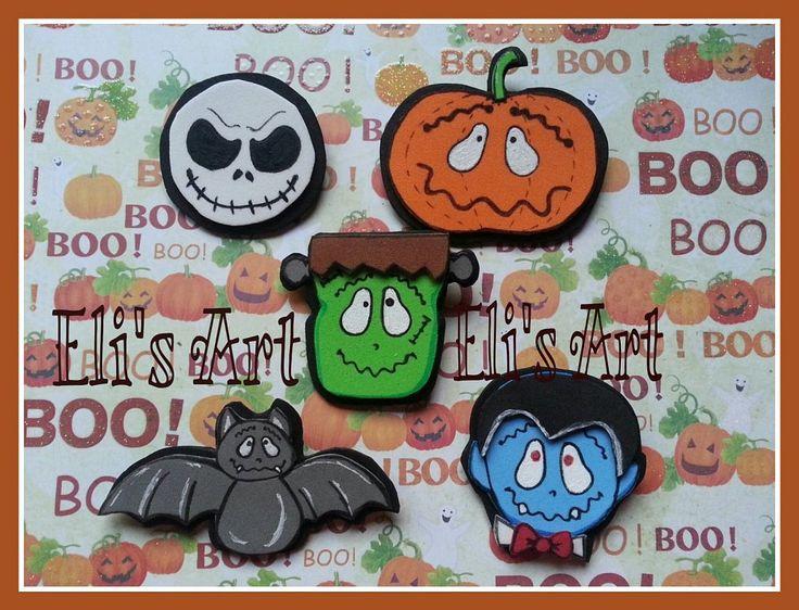 Caras halloween
