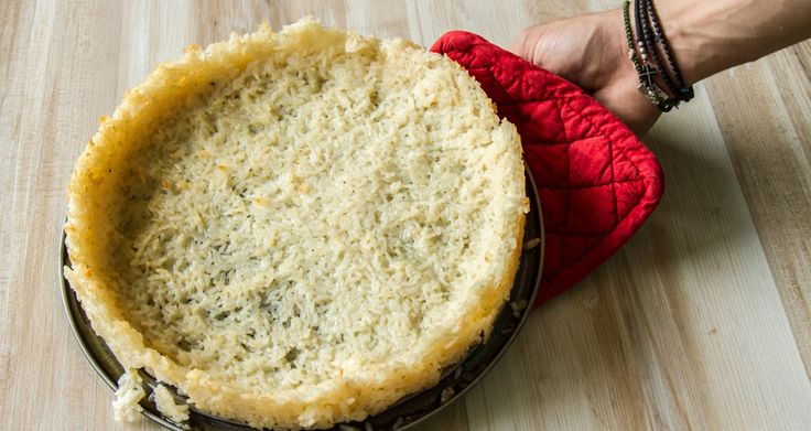 Savory rice tart base! Check out this very cool recipe! You can use it as a base for all your favourite gluten-free tart recipes!!!!