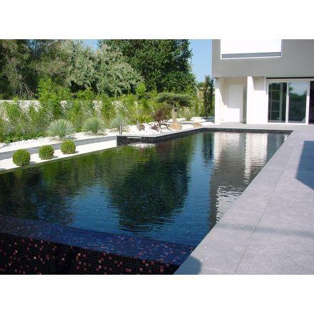 17 meilleures id es propos de mosaique piscine sur pinterest carrelage ex - Piscine mosaique noire ...