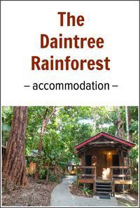 Fancy sleeping in the world heritage listed Daintree Rainforest? Cape Trib Beach House is located within the heart of Cape Tribulation