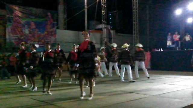 Bailes De La Region Huasteca Del Estado De Tamaulipas.