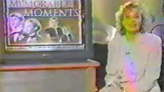 1985 Skate Canada SP Temptation Rag