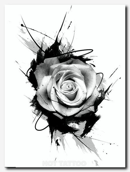 Tattoos, Tattoo Ideas, & Other Body Art  – Rose