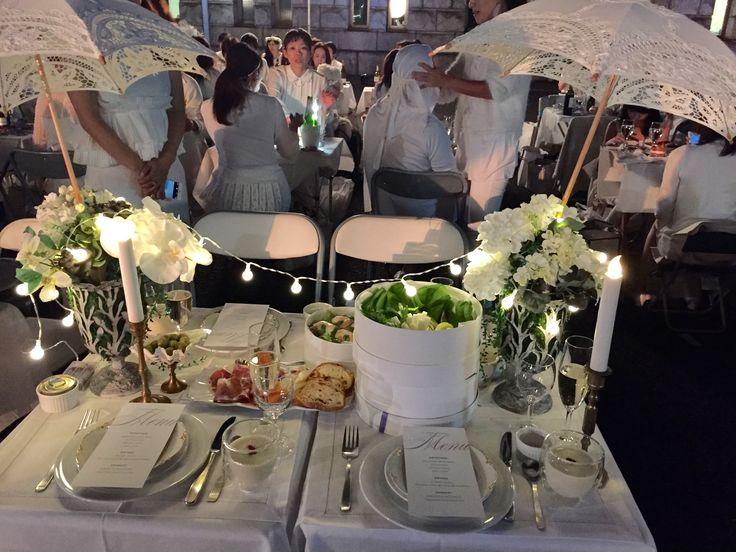 203 Best Ideas About Diner En Blanc On Pinterest Picnics