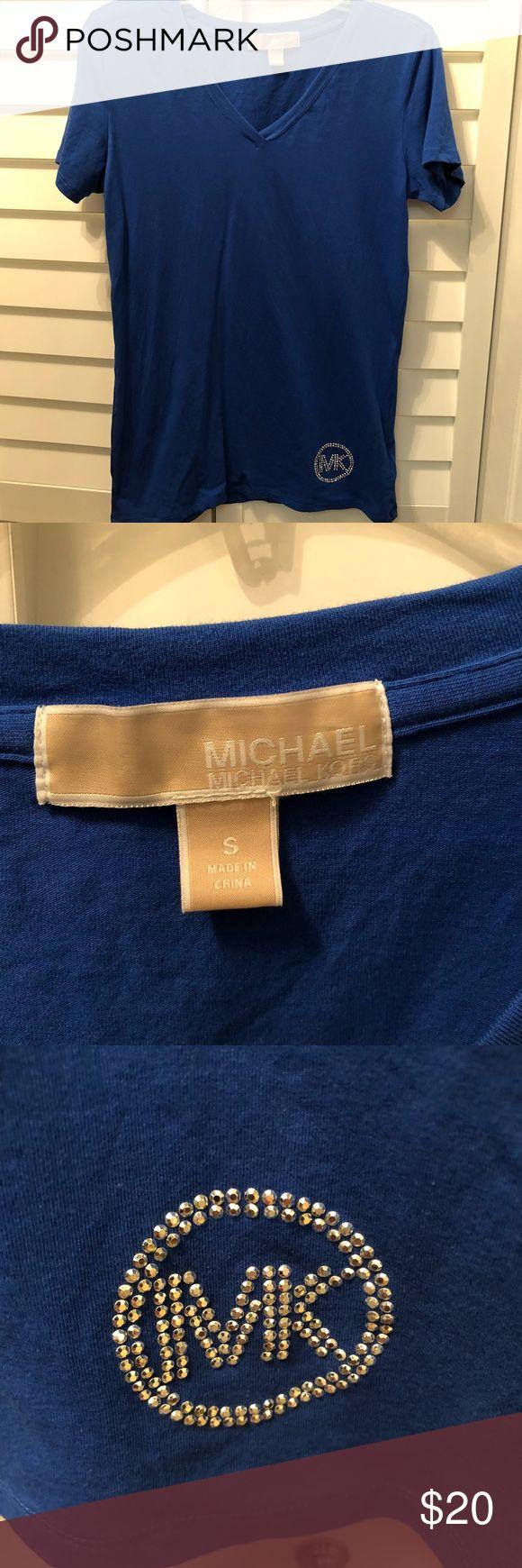 Michael Kors women's T-shirt Michael Kors women's T-shirt  Great Condition only worn once Michael Kors Tops Tees - Short Sleeve