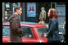 Mini in the Bourne Identity