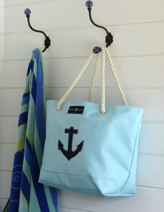 25  best Nautical Bags ideas on Pinterest | Nautical tote bags ...