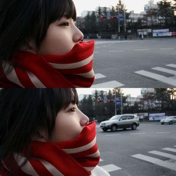 Min's World: Ulzzang Girl (Baek Jae Ah)