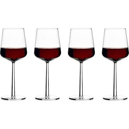 iittala essence red wine glasses - Google Search