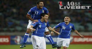 Agen Piala Eropa - Italia Lolos ke Piala Eropa 2016 Setelah Kalahkan Azerbaijan 3-1