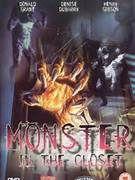 Monster in the Closet (1986). [PG] 90 mins. Starring: Paul Dooley, Paul Walker, Claude Akins, Stella Stevens, Howard Duff, Henry Gibson, Jesse White, John Carradine, Stacy Ferguson, Paul Walker, Kevin Peter Hall and John Walsh