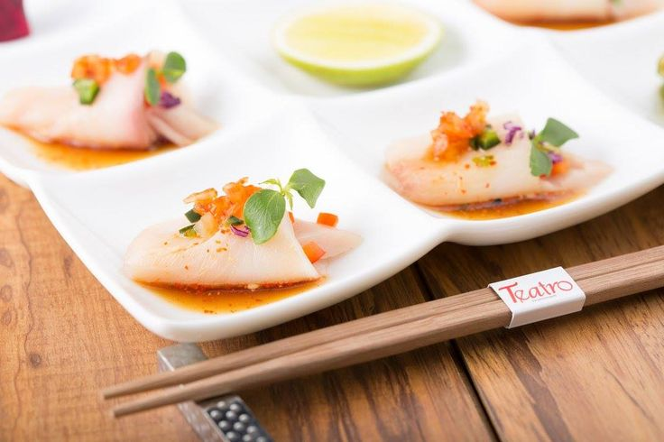 #TeatroDowntown 1st Year Anniversary offer!  Teatro Downtown introduces a special event featuring International #Teatro signature dishes including delicious options from the #Italian, #Japanese, #SouthEastAsian and #Indian #cuisines for only BD 19* with 2 glasses of selected beverages.  Reserve your table now: http://roho.it/tshh