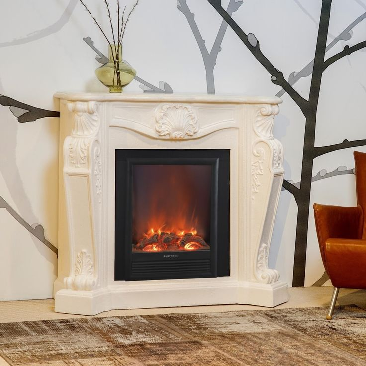 39 best chemin e lectrique electric fireplace images on pinterest. Black Bedroom Furniture Sets. Home Design Ideas