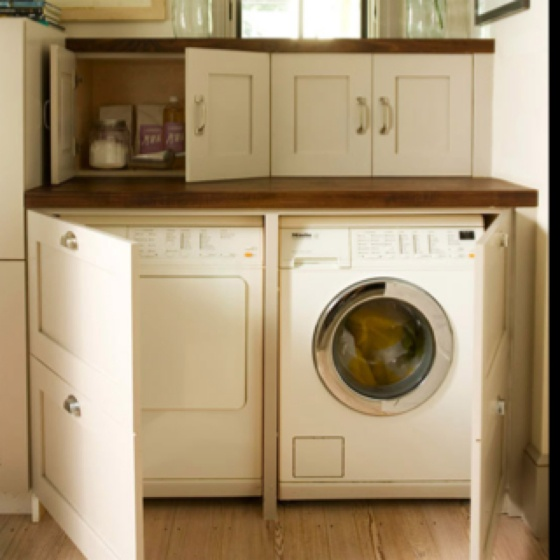 Laundry In Cabinet Mud Laundry Stairs Pinterest