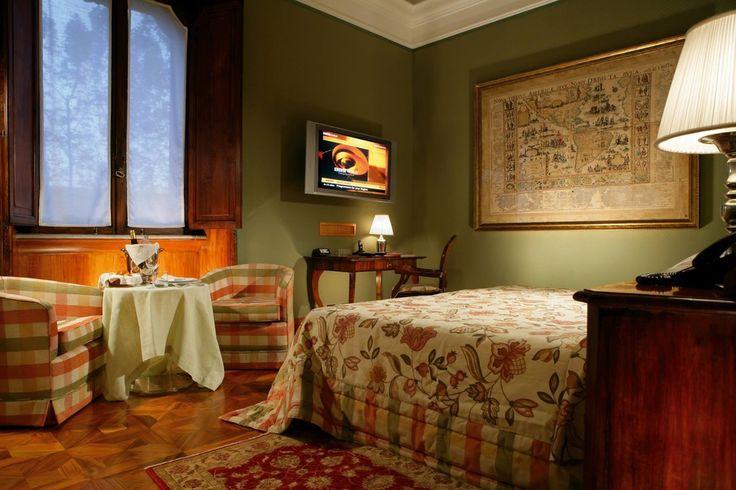 Room in Villa Spalletti Trivelli, Rome (Italy) - Congress Center