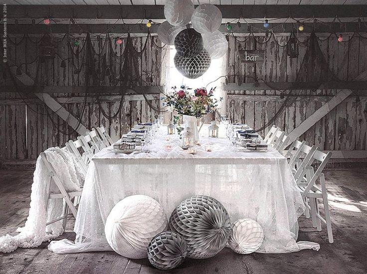 Gästbloggare: Bröllopsmiddag i Bryggmagasinet | Livet Hemma – IKEA