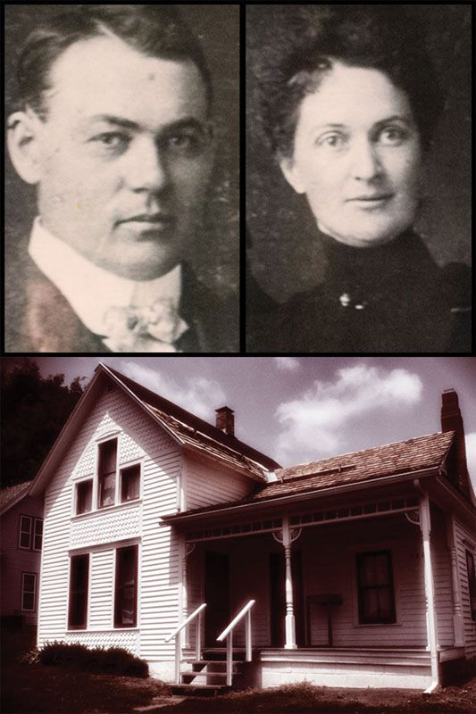 THE VILLISCA AXE MURDERS: On a quiet summer night in Iowa, eight people were bludgeoned to death while they slept in their beds. #unsolved #mysteries