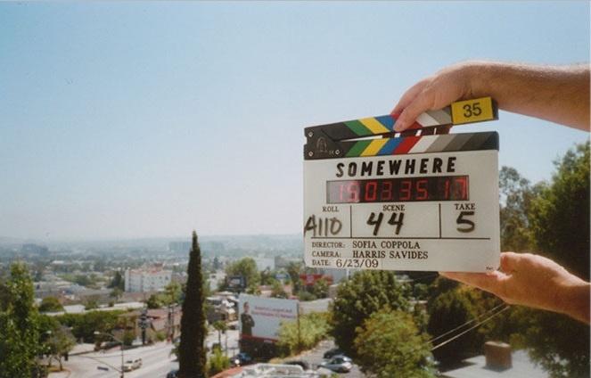 Somewhere. Sofia Coppola.