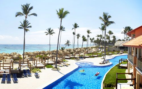 Majestic Elegance Punta Cana - All-Inclusive   Stayed here in 2011