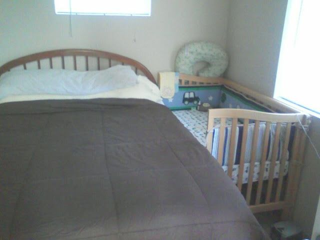 turning a crib into a co-sleeper, instead of dealing with ...