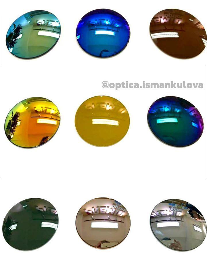Смотрите, что у нас есть!!! Это цветные очковые линзы с покрытием POLARIZED  ▶ Диоптрии от 0,00 до -4,00 Изготовим для вас любые очки, с вашим учётом зрения Теперь очки стали еще более комфортнее в вождении в яркую солнечную погоду, потому что покрытие POLARIZED рассеивает блики от поверхностей ▶ Цена - 2500 сом за пару  #Frames #Glasses #SunglassesBishkek #ОптикаИсманкулова #МыДаримСчастьеВидеть