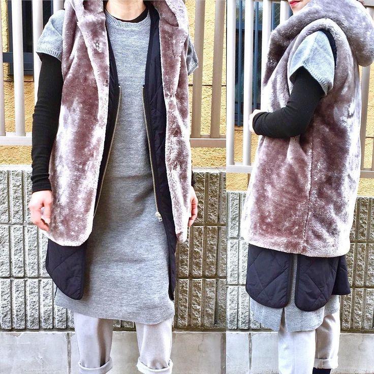 ホームページで日々展開商品を紹介しています プロフィールページからどうぞご覧くださいませ  #2017冬 #2017秋冬 #2017winter #2017aw #instapic #instalike #fashiongram #ootd #instfashion #coodinate #todayslook #tokyo #japan #knitwear #urbanchics #アラフィフ #アラフィフコーデ #アラフォーコーデ #アラフォー  #アーバンチックス #東京 #調布 #調布市 #国領
