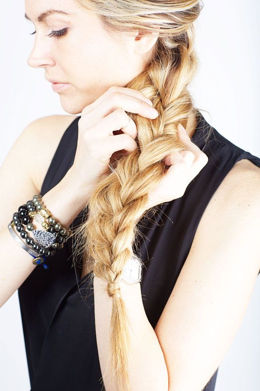 24 Super-Simple Ways to Make Doing Your Hair Incredibly Easy - Elle
