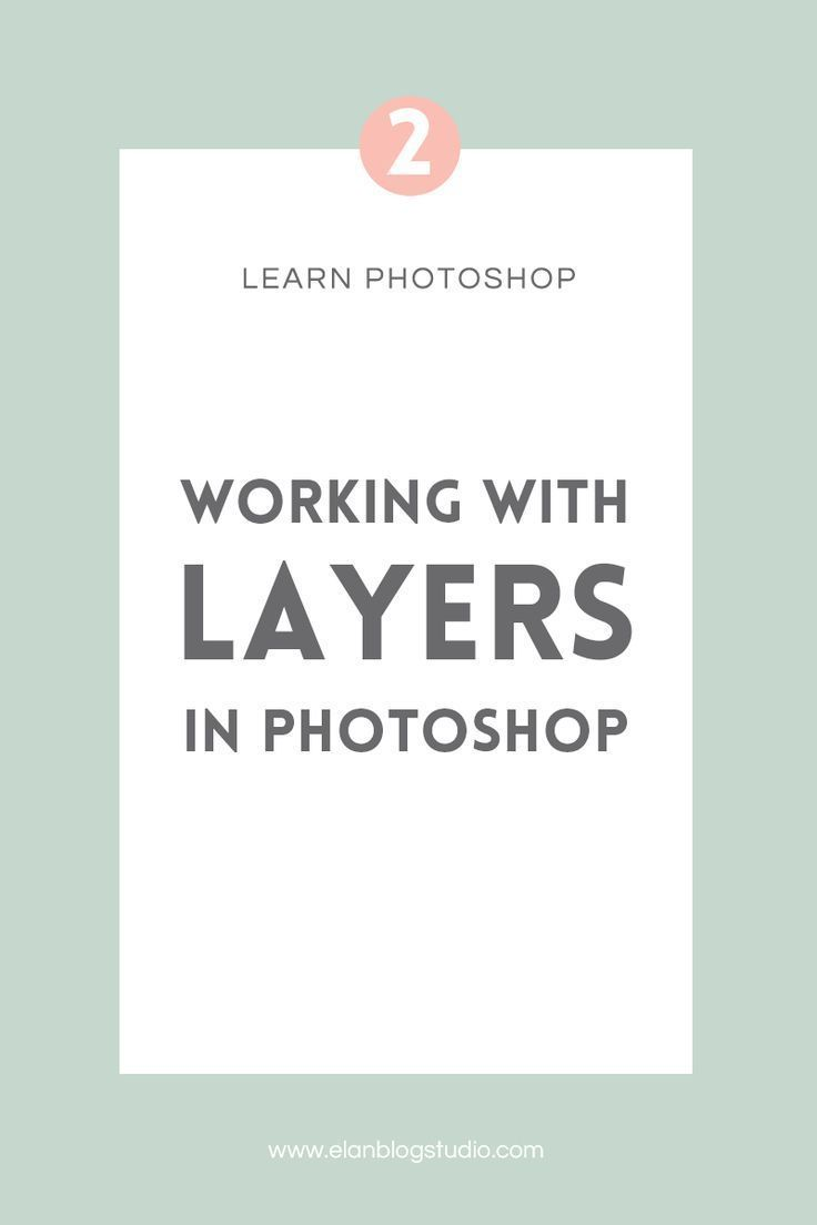 How to use layers in Photoshop to create new images or edit you photograph without destroying the original