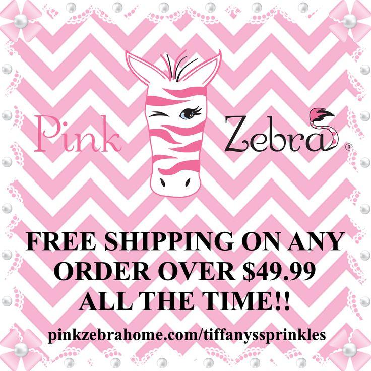 Pink Zebra Sprinkles and home decor! Http://pinkzebrahome.com/tiffanyssprinkles