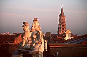 La basilique Saint-Sernin, Toulouse