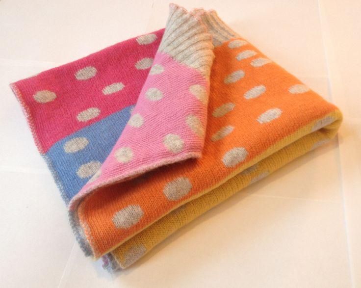 Spot Blanket - €85 www.heatherfinn.com/shop/