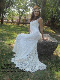 Каталог моих работ. Вязаные платья для девушек и женщин | Elissiya-dresses - Вязаные платья ручной работы.