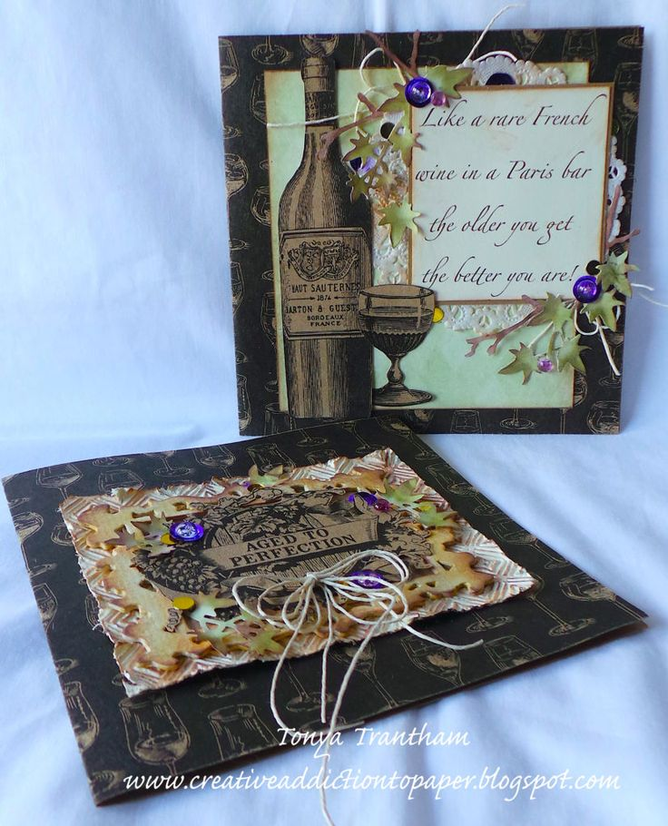 Fun Mixed Media Cards for Any Occasion - The Creative Studio
